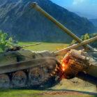 Играть танки онлайн бесплатно на ПК