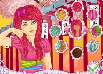 Компьютерная игра онлайн - красота для девочки подростка