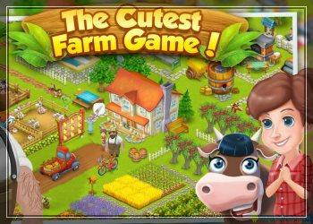 онлайн игра в ферму