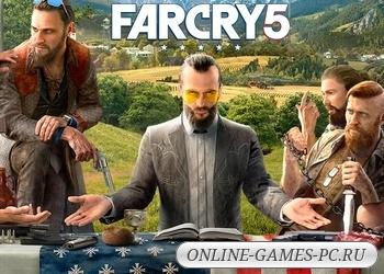 игра шутер Far Cry 5