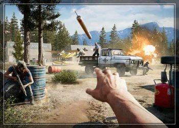 Владельцам Season Pass для компьютерной игры Far Cry 5 предоставят крутые  дополнения