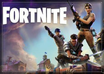 Обновление «Ярость Бури» в компьютерной игре Fortnite