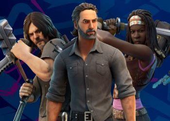 Fortnite's The Walking Dead