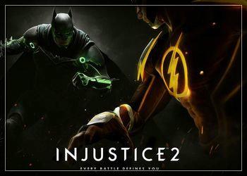Свежий трейлер компьютерной игры Injustice 2