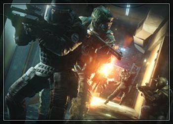 Свежий трейлер компьютерной игры Tom Clancy's Rainbow Six Siege