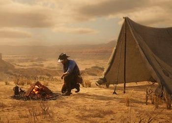 Red Dead Redemption 2 мексика
