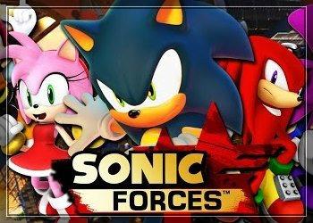 Компьютерная игра Sonic Forces выйдет в ноябре