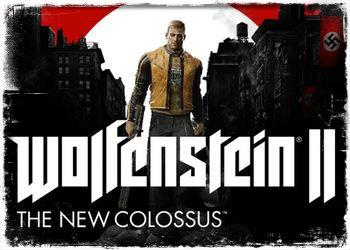 Компьютерная игра Wolfenstein II: The New Colossus