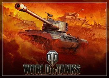 В консольной компьютерной игре World of Tanks появятся танки-монстры