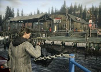 компьютерная игра Alan Wake 2