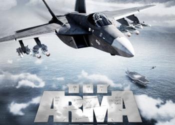 игра про войну Arma 3