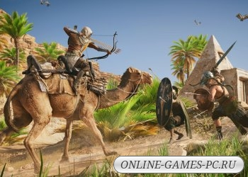 игра экшен Assassin's Creed Origins