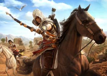 Вы можете получить экшен игру Assassin's Creed: Origins за $12