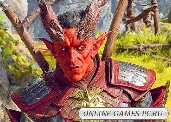 компьютерная онлайн игра Baldur's Gate III