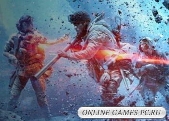игра шутер Battlefield 5