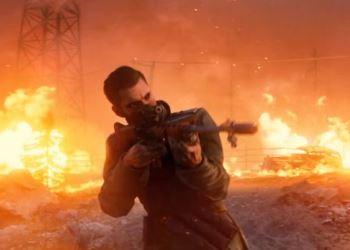 компьютерная игра шутер Battlefield 5