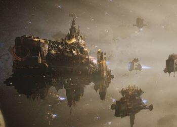 Космическая игра стратегия Battlefleet Gothic: Armada 2