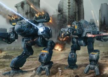 война BattleTech Urban Warfare