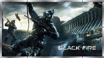 Клиентская игра Black Fire