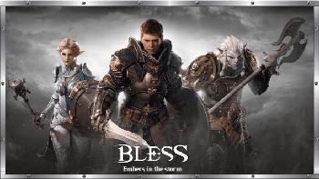Клиентская игра Bless