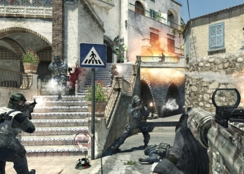 Запущен открытый бета-тест Call of Duty: Modern Warfare