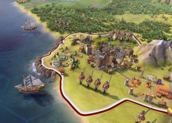 Мод компьютерной игры (пошаговой стратегии) Civilization 6