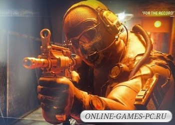 онлайн игра шутер CoD Modern Warfare 2 Remastered
