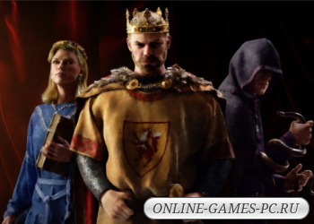 Игра стратегия Crusader Kings 3