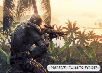 игра шутер Crysis Remastered