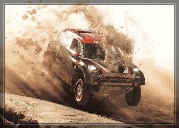 Реалистичный гоночный симулятор Dakar 18