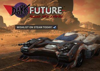 компьютерная игра Dark Future