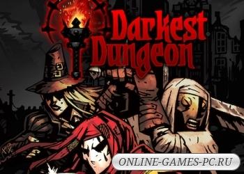 компьютерная онлайн игра Darkest Dungeon