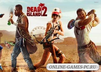 игра экшен Dead Island 2