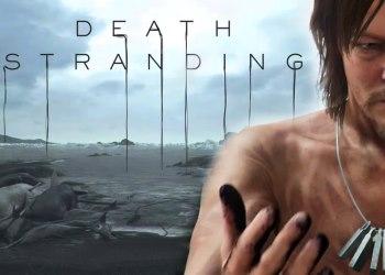 Свежая демонстрация геймплея экшена Death Stranding