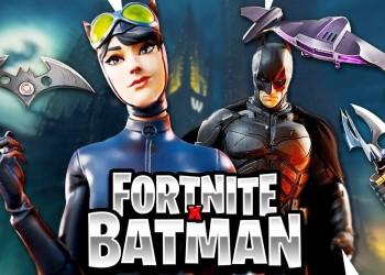 День Бэтмена: Fortnite, бесплатные игры в Epic Store
