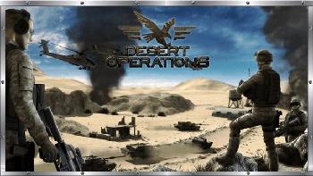 Браузерная Игра Desert Operations