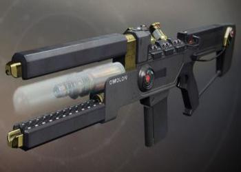 винтовка Destiny 2