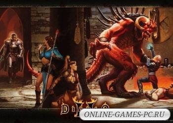 игра экшен Diablo 2
