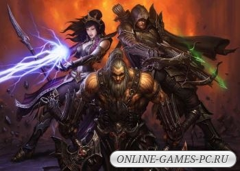 игра экшен Diablo 3