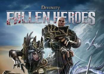 компьютерная игра Divinity Fallen Heroes