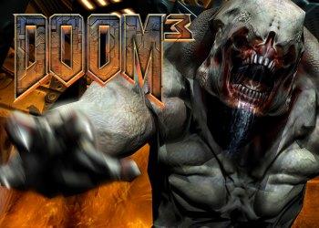 Компьютерная игра стрелялка DOOM 3