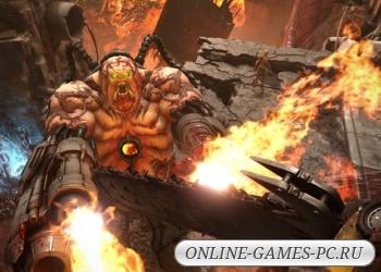 игра стрелялка Doom Eternal