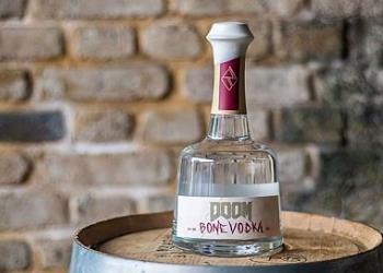 Doom Vodka — попробуй напиток на основе костей собственных врагов