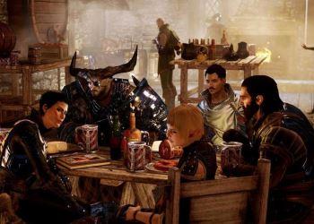 Развитие компьютерной игры фэнтези экшена Dragon Age 4