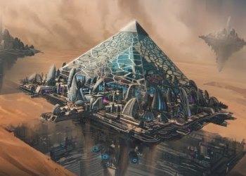 игра стратегия Dream Engines Nomad Cities