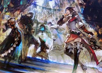 компьютерная игра Final Fantasy 14