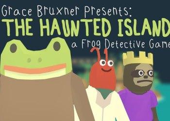 игра Frog Detective 2