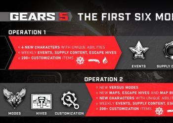 Gears 5 станет игрой-сервисом