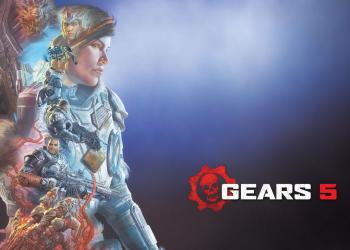 Животное направляется в Gears 5