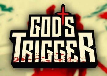 Трейлер компьютерной игры экшена God's Trigger